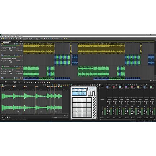 Magix ACID Pro Next Upgrade thumbnail
