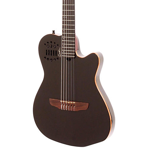 Godin ACS-SA Nylon String Cedar Top Acoustic-Electric Guitar thumbnail