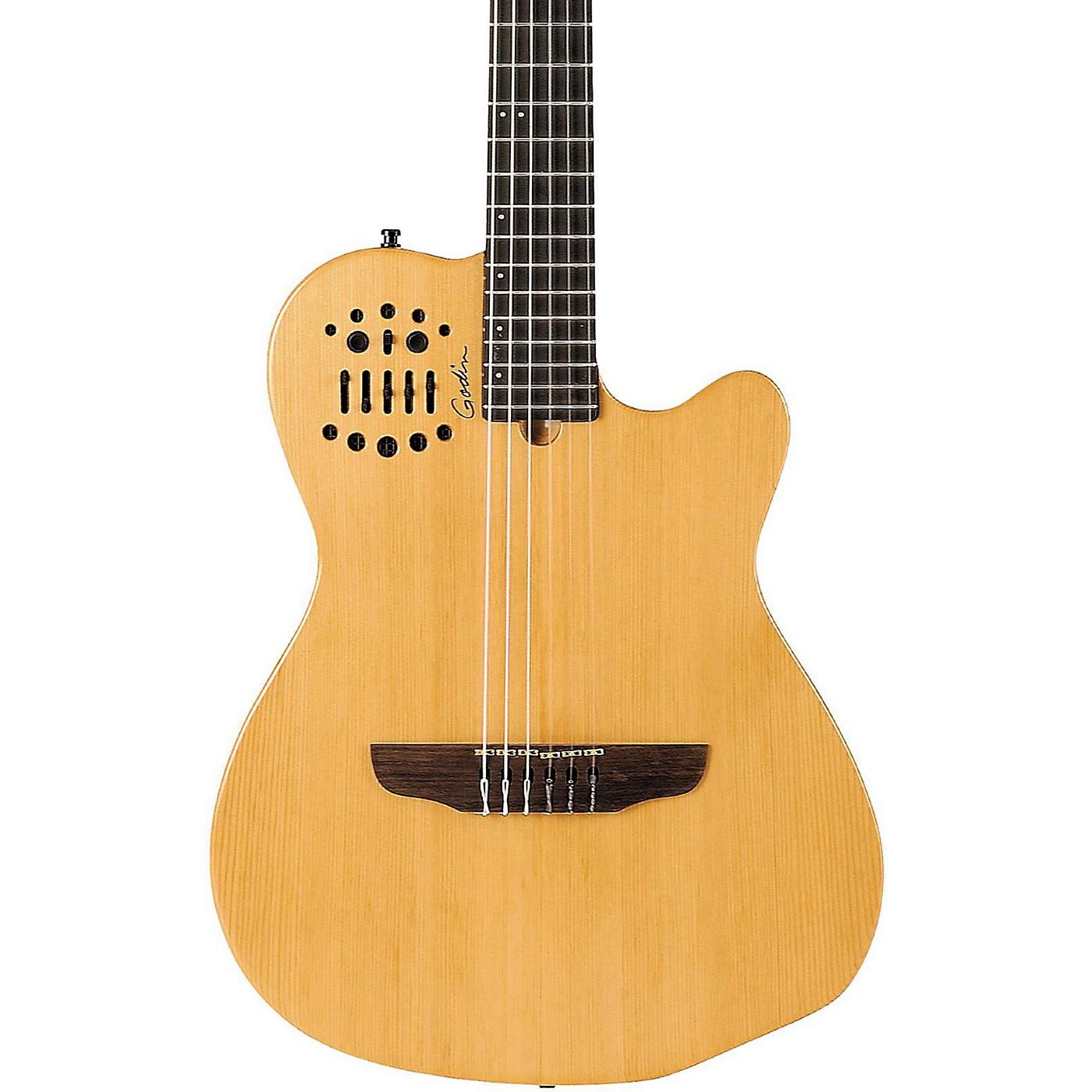 Godin ACS-SA Nylon String Cedar Top Acoustic-Electric Guitar thumbnail