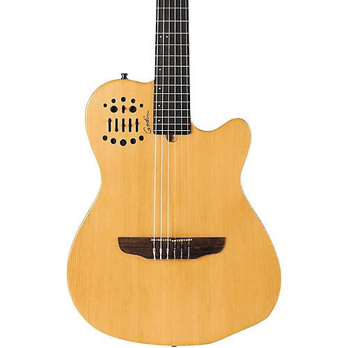 Godin ACS-SA Slim Nylon String Cedar Top Acoustic-Electric Guitar thumbnail