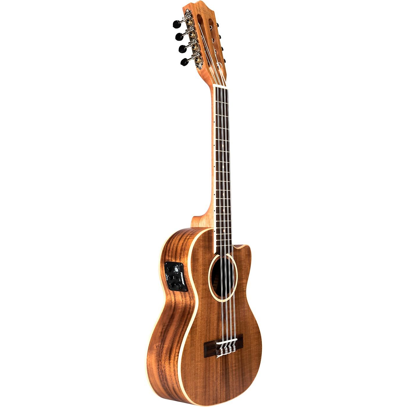 Lanikai ACST-8CET Acacia 8-String with Kula Preamp A E Ukulele thumbnail