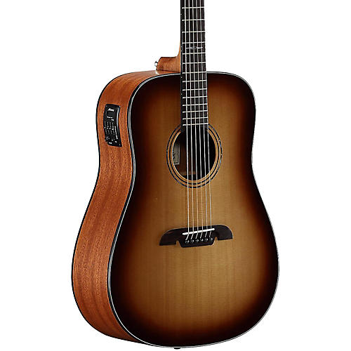 Alvarez AD610ESHB Dreadnought Acoustic-Electric Guitar thumbnail
