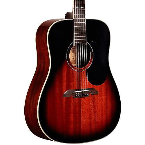 Alvarez AD66 Dreadnought Acoustic Guitar thumbnail