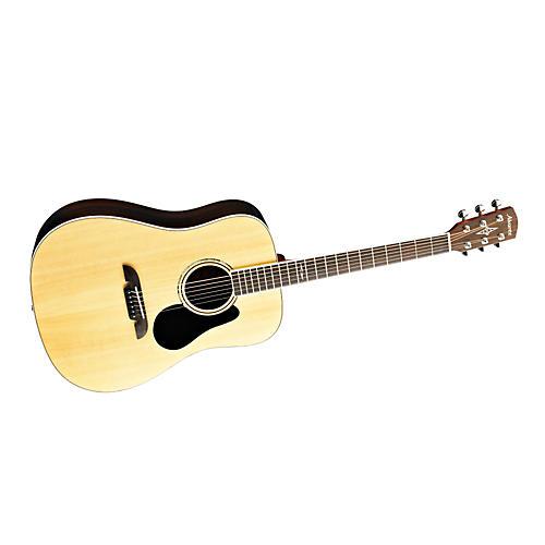 Alvarez AD710 Artist Series Dreadnought Acoustic Guitar-thumbnail