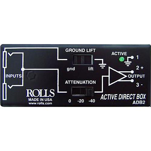 Rolls ADB2 Phantom Direct Box thumbnail