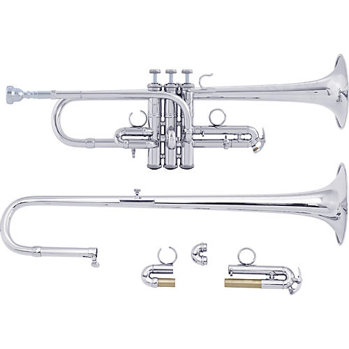 Bach ADE190 Stradivarius Artisan Series Eb/D Trumpet-thumbnail