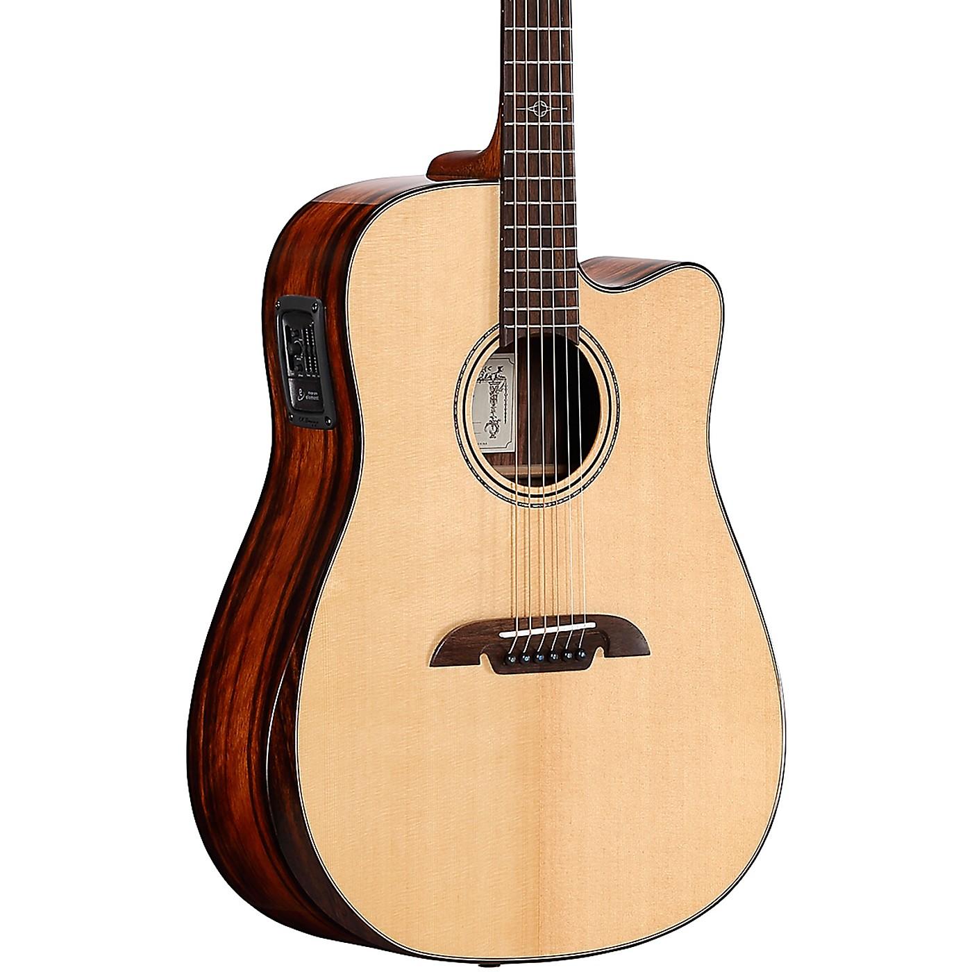 Alvarez ADE90CEAR Artist Elite Dreadnought Acoustic-Electric Guitar thumbnail