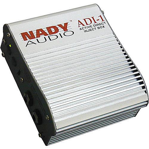 Nady ADI-1 Active Direct Box thumbnail
