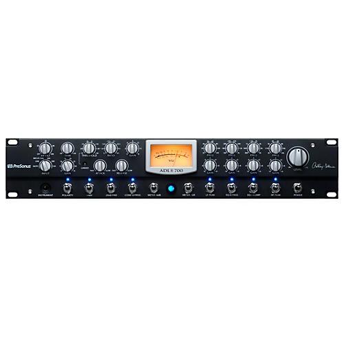PreSonus ADL 700 Single-Channel Class A Tube Microphone Preamplifer/EQ/Compressor-thumbnail