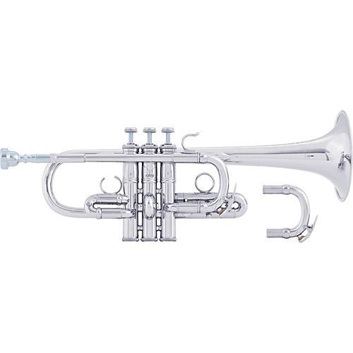 Bach AE190 Stradivarius Artisan Series Eb Trumpet thumbnail