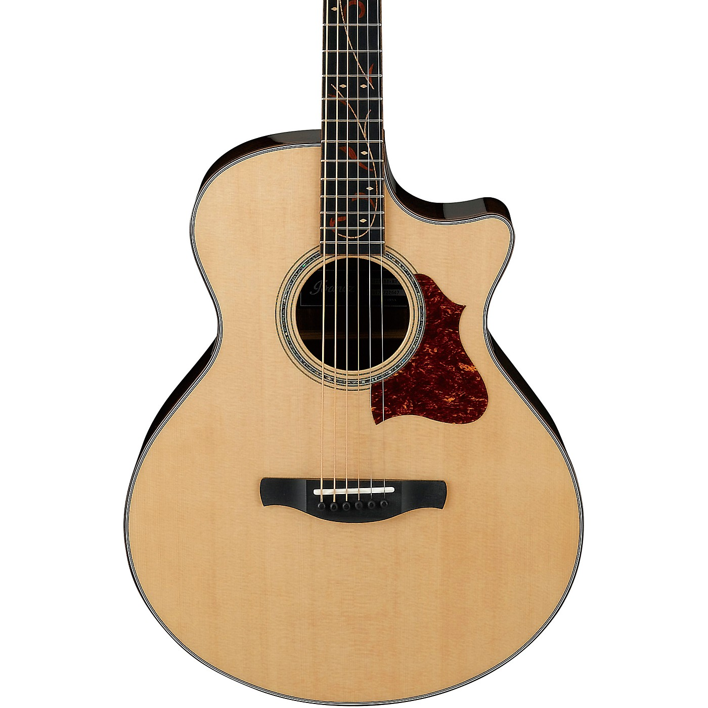 Ibanez AE255BT Baritone Acoustic-Electric Guitar thumbnail