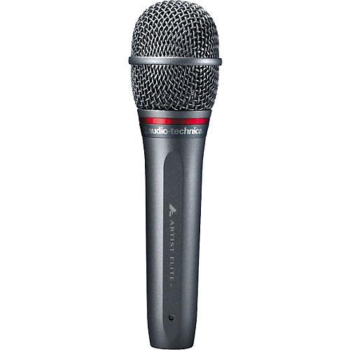 Audio-Technica AE4100 Cardioid Dynamic Microphone thumbnail