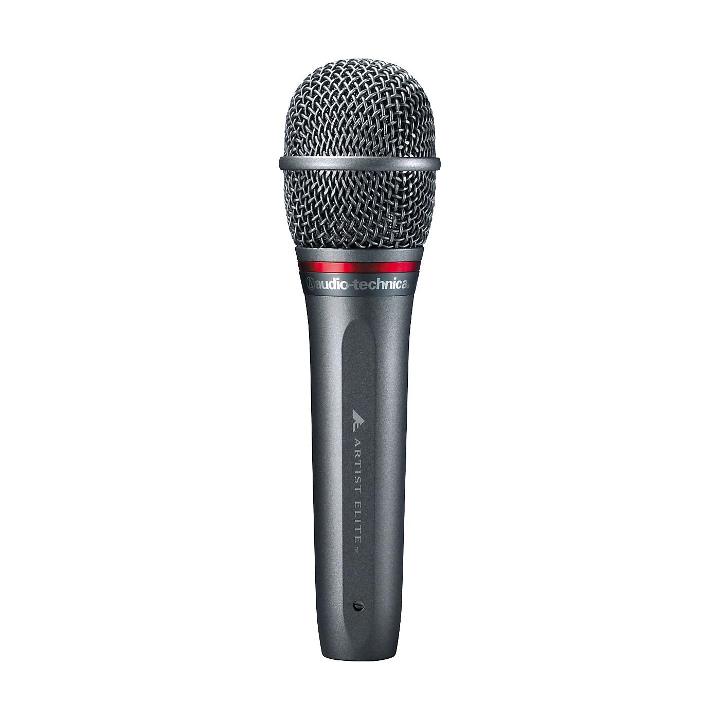Audio-Technica AE6100 Hypercardioid Dynamic Microphone thumbnail