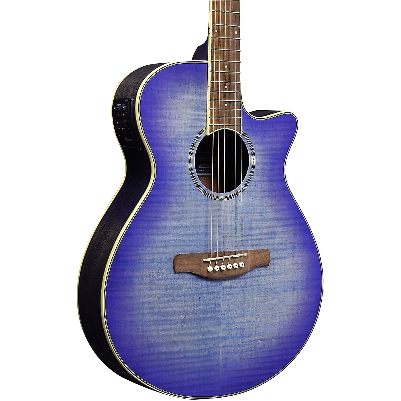 Ibanez AEG-19II Acoustic-Electric Guitar thumbnail