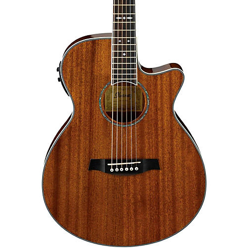 Ibanez AEG12II-NT Acoustic-Electric Guitar thumbnail