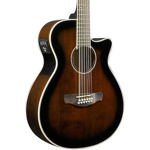 Ibanez AEG1812II AEG 12-String Acoustic-Electric Guitar thumbnail