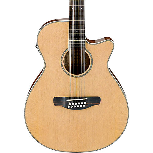 Ibanez AEG1812IINT 12-String Acoustic-Electric Guitar thumbnail