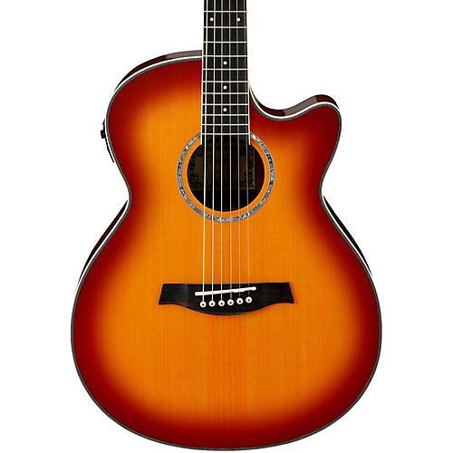 Ibanez AEG18II Cutaway Acoustic Electric Guitar thumbnail