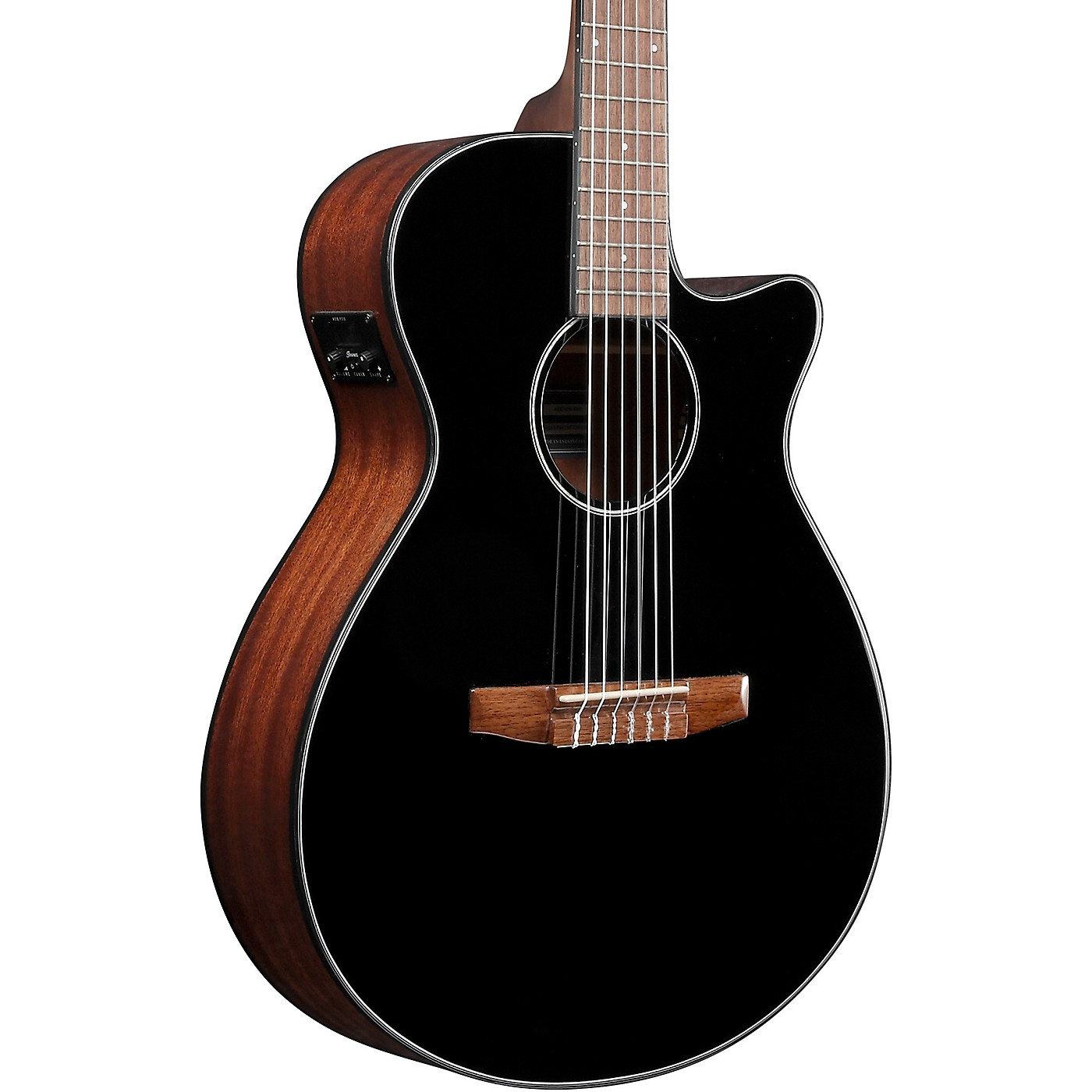 Ibanez AEG50N Acoustic-Electric Classical Guitar thumbnail