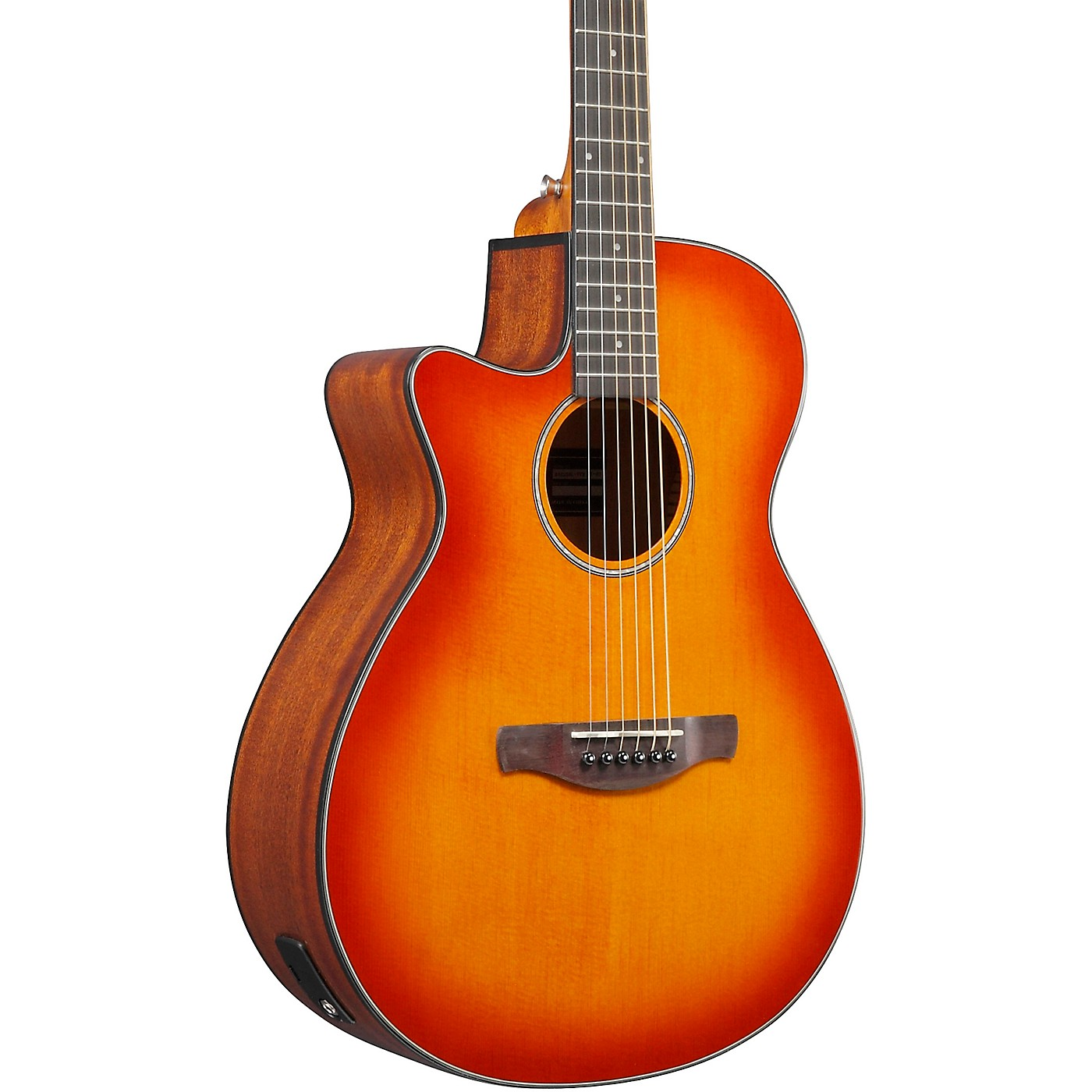 Ibanez AEG58L Cutaway Left-Handed Acoustic Electric Guitar thumbnail