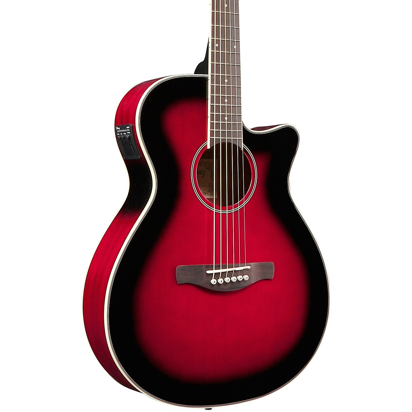 Ibanez AEG8E Cutaway Acoustic-Electric Guitar thumbnail