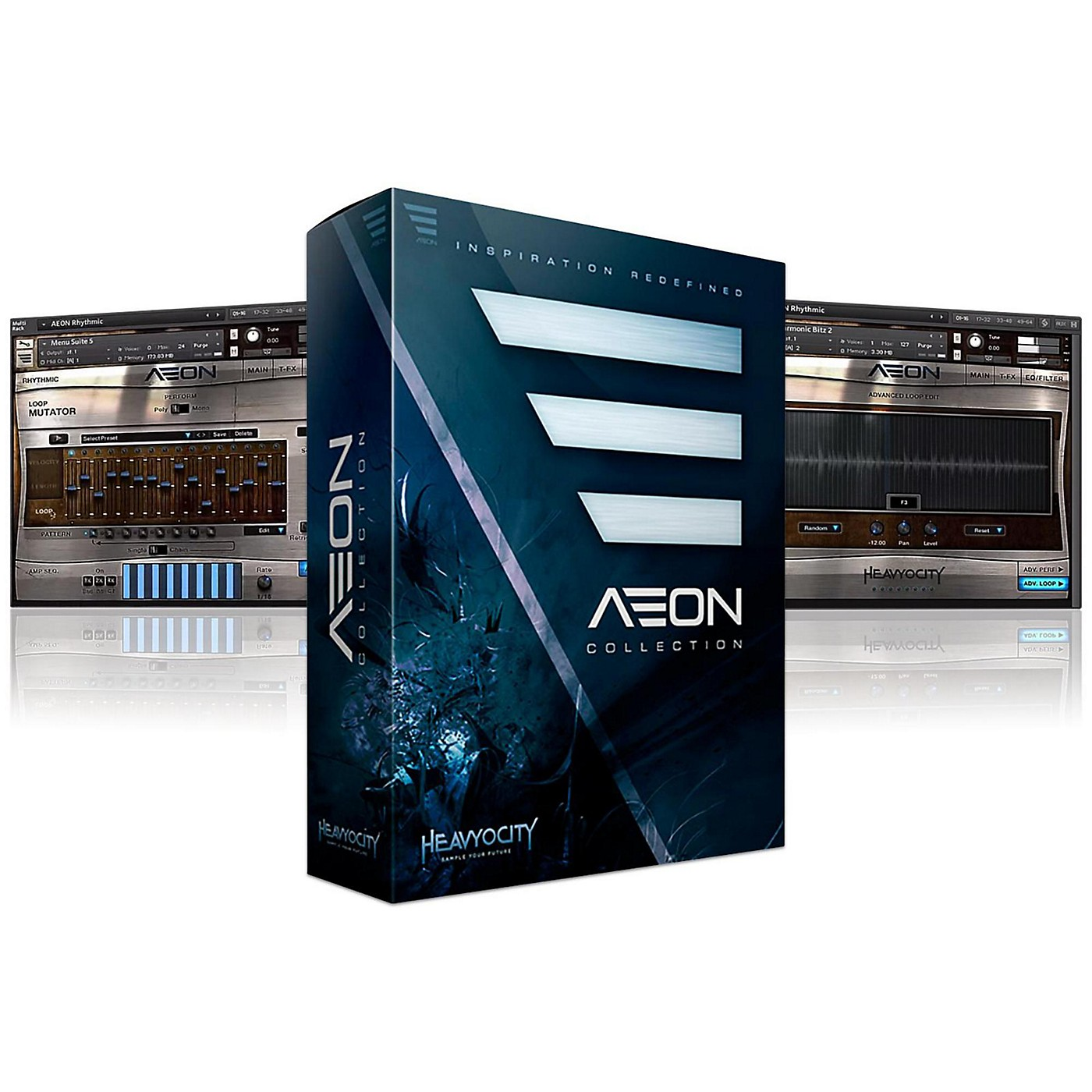 Heavyocity AEON Collection Software Download thumbnail
