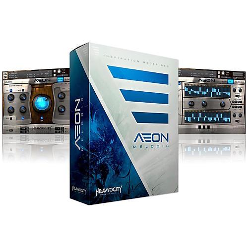 Heavyocity AEON Melodic Software Download thumbnail