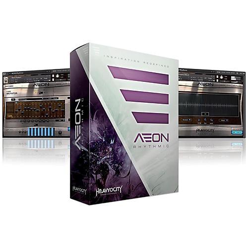 Heavyocity AEON Rhythmic Software Download thumbnail