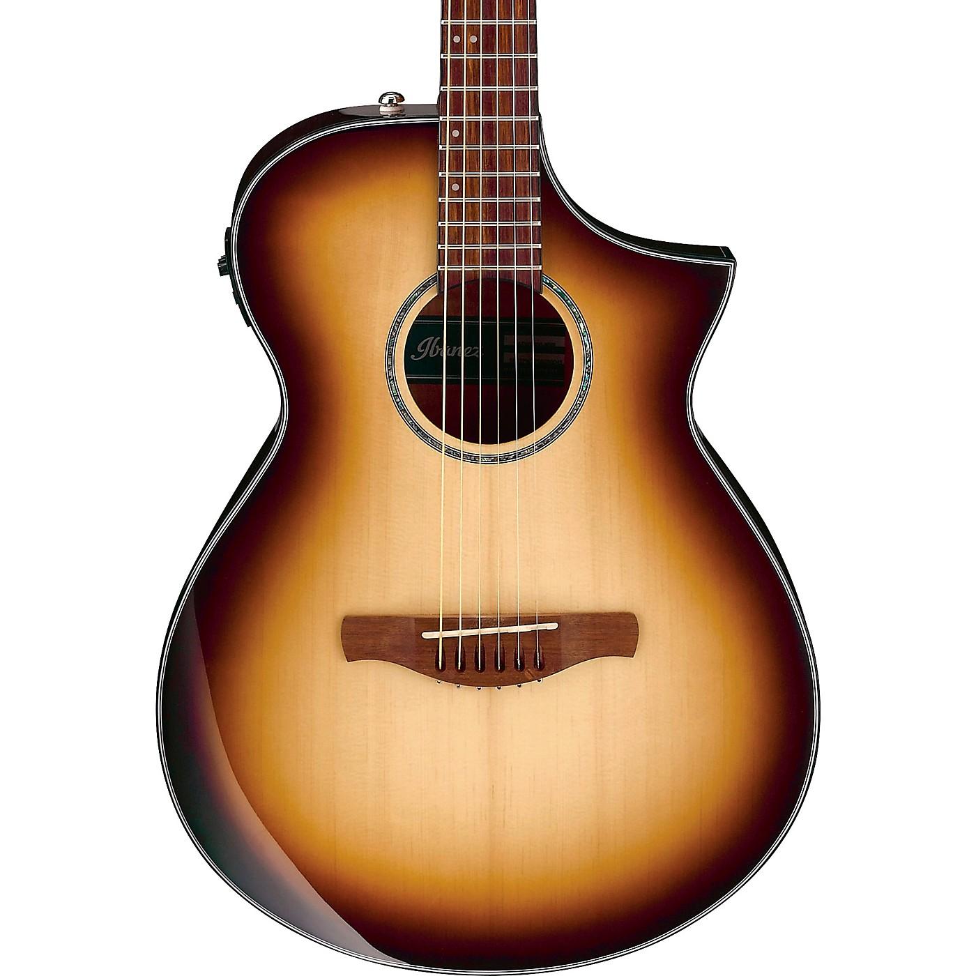 Ibanez AEWC300 Comfort Acoustic-Electric Guitar thumbnail