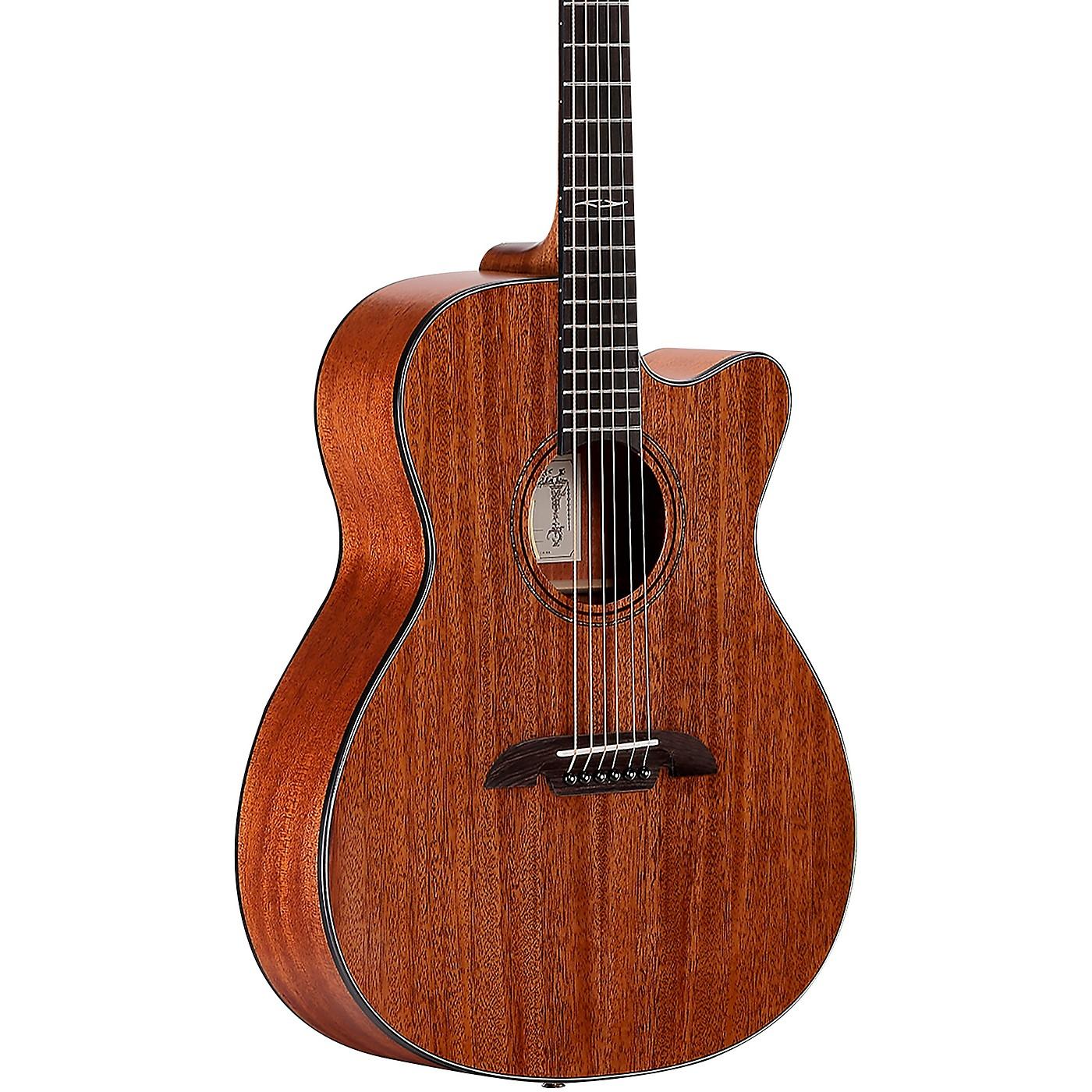 Alvarez AF660CE Artist Orchestra Acoustic-Electric Guitar thumbnail