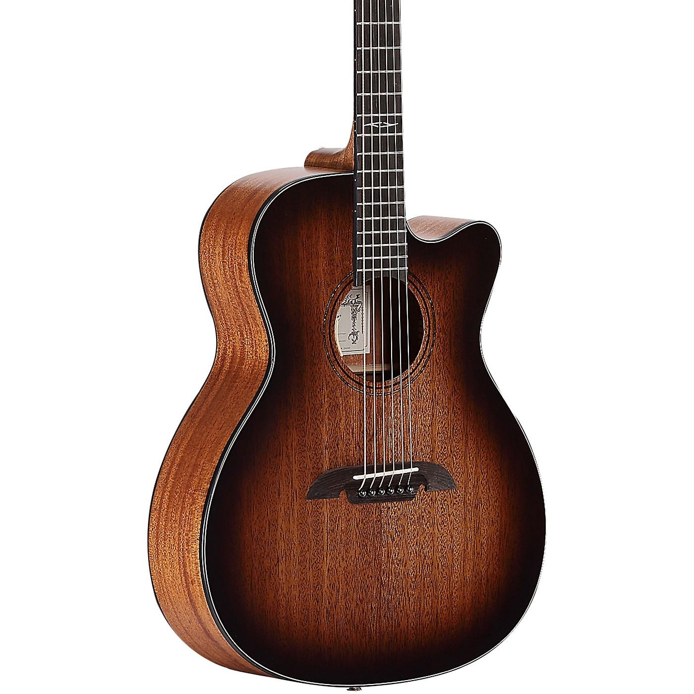 Alvarez AF660CESHB Artist Series OM/Folk Acoustic-Electric  Guitar thumbnail
