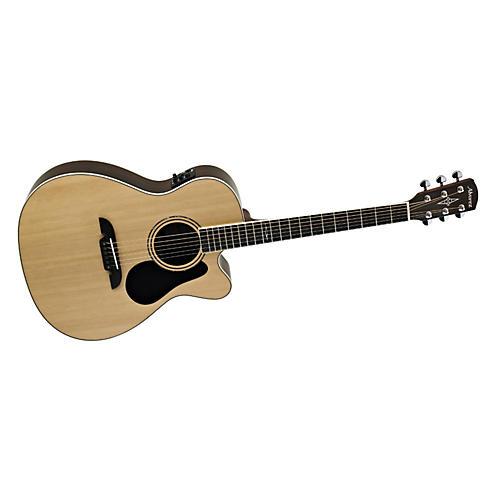 Alvarez AF710CE Artist Series Acoustic-Electric Cutaway Guitar thumbnail