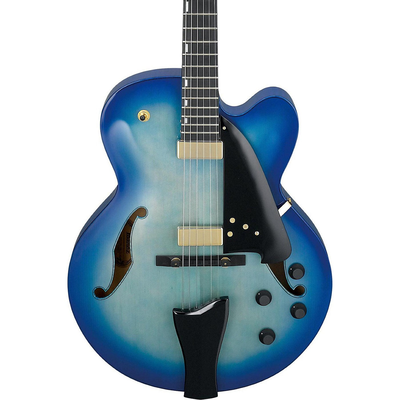 Ibanez AFC Contemporary Archtop Electric Guitar thumbnail