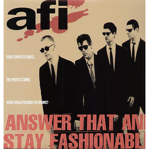 Alliance AFI - Answer That and Stay Fashionable thumbnail