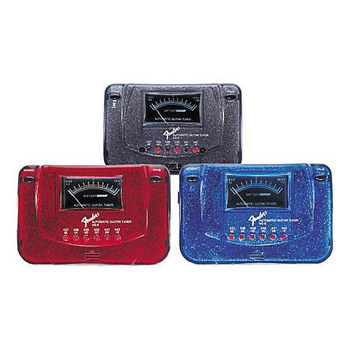 Fender AG-6 Sparkle Tone Tuner thumbnail