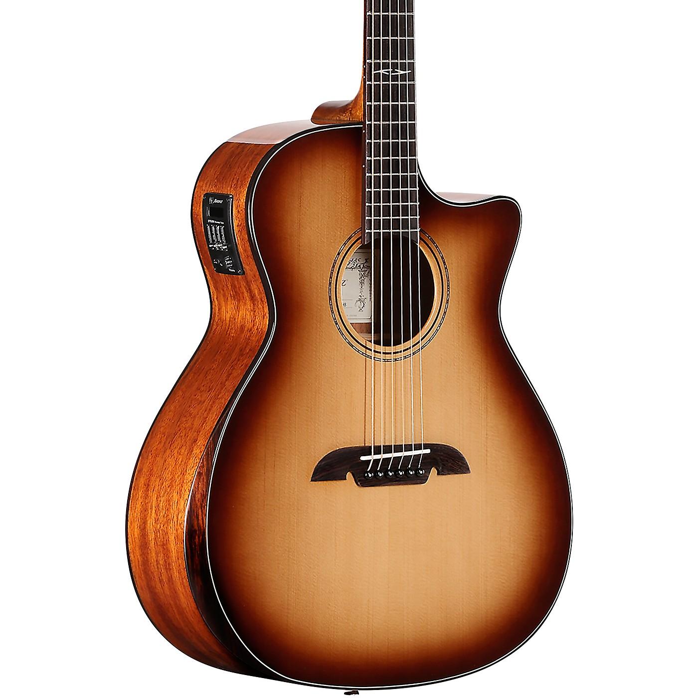 Alvarez AG610CEAR Grand Auditorium Acoustic-Electric Guitar thumbnail
