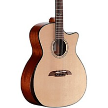 Alvarez AG610CEARB Armrest Grand Auditorium Acoustic-Electric Guitar