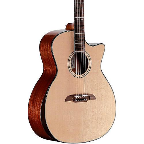 Alvarez AG610CEARB Armrest Grand Auditorium Acoustic-Electric Guitar thumbnail