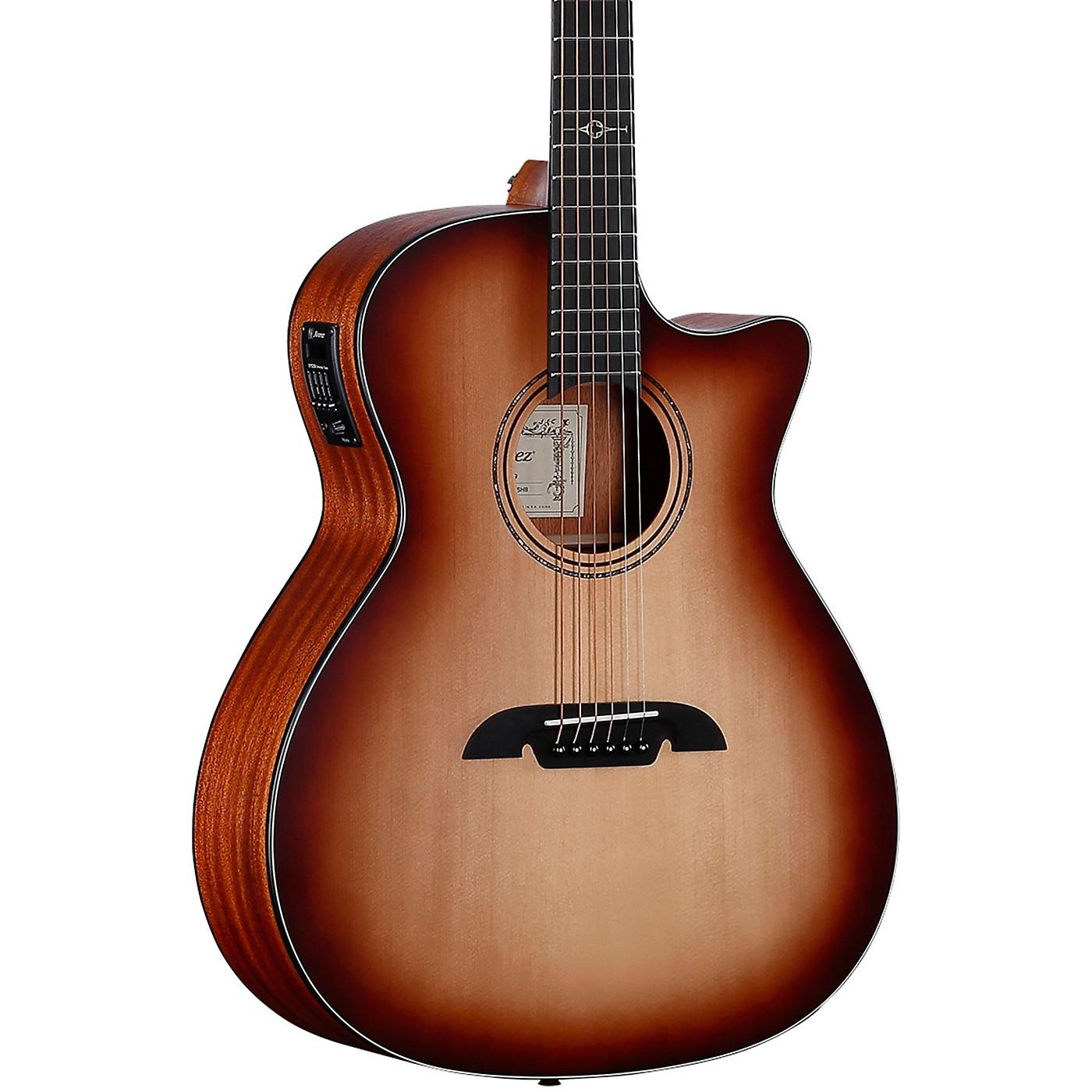 Alvarez AG610SCE Artist Grand Auditorium Acoustic-Electric Guitar thumbnail