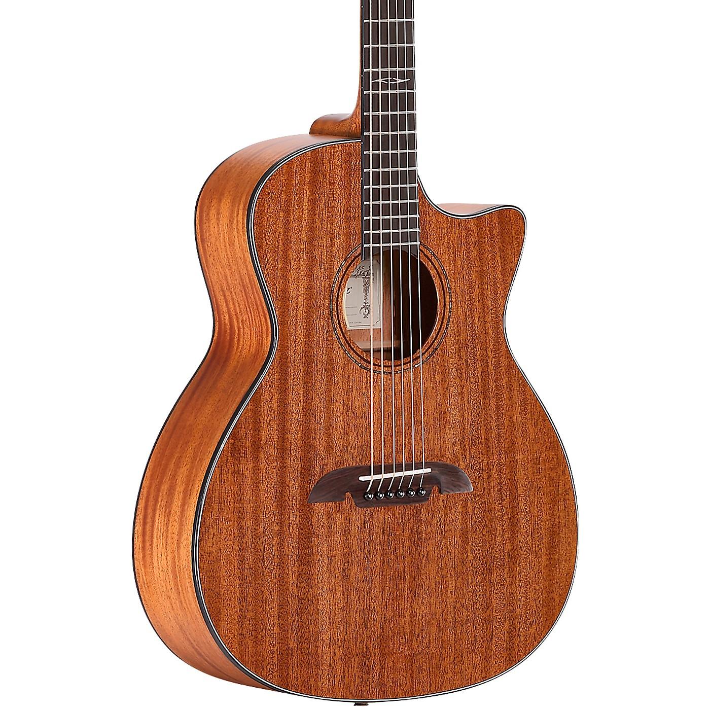 Alvarez AG660CE Artist Series Grand Auditorium Acoustic-Electric Guitar thumbnail