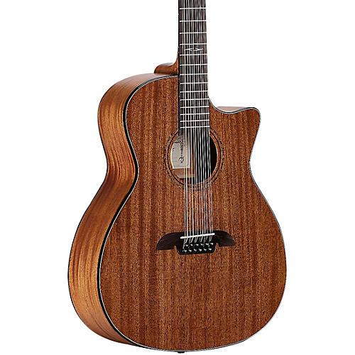 Alvarez AG660CE12 Artist Series Grand Auditorium 12-String Acoustic-Electric Guitar thumbnail