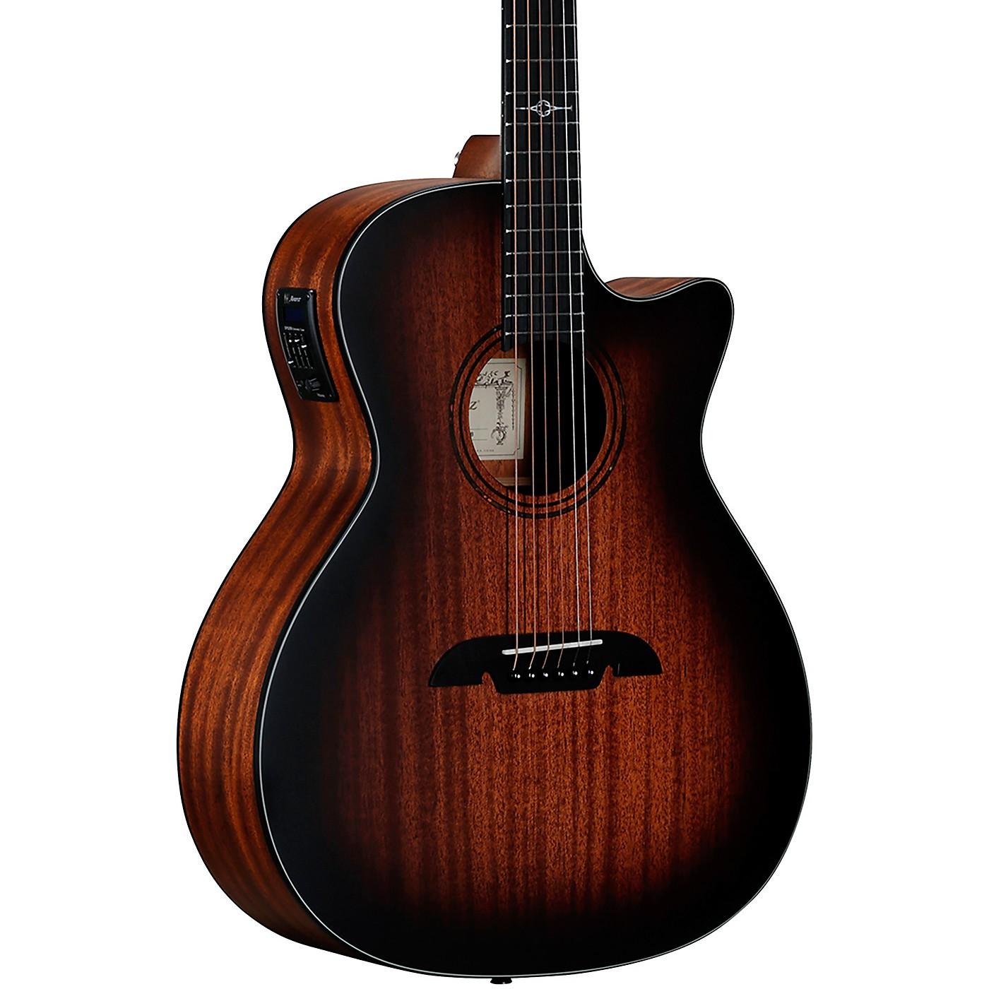 Alvarez AG660SCE Artist Series Grand Auditorium Acoustic-Electric Guitar thumbnail