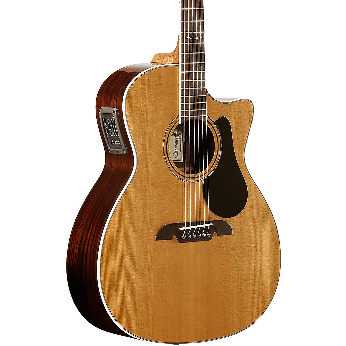Alvarez AG75WCE Artist Series Grand Auditorium Acoustic-Electric Guitar thumbnail