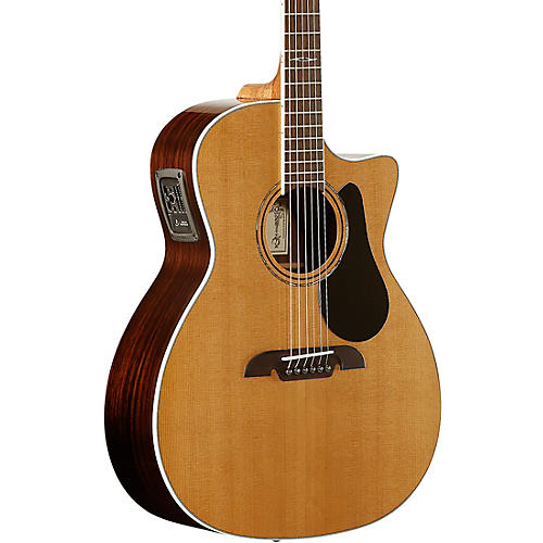 Alvarez AG75WCE Artist Series Grand Auditorium Acoustic-Electric Guitar thumbnail