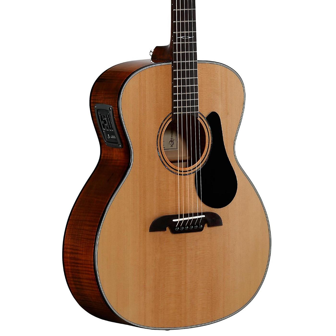 Alvarez AG80EFM Grand Auditorium Acoustic-Electric Guitar thumbnail