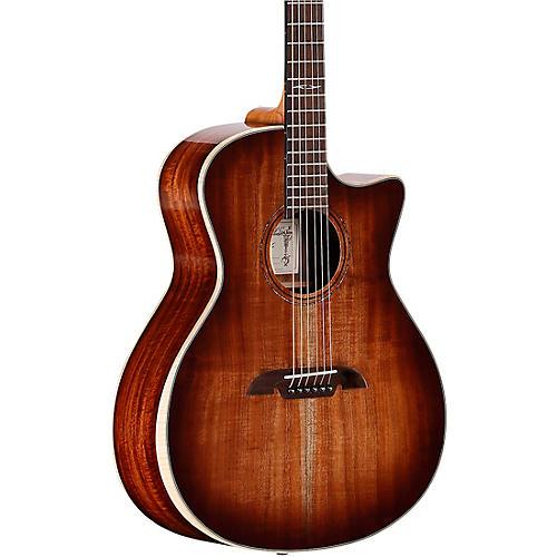 Alvarez AG990CEAR-SHB Artist Series Grand Auditorium Acoustic-Electric Guitar thumbnail