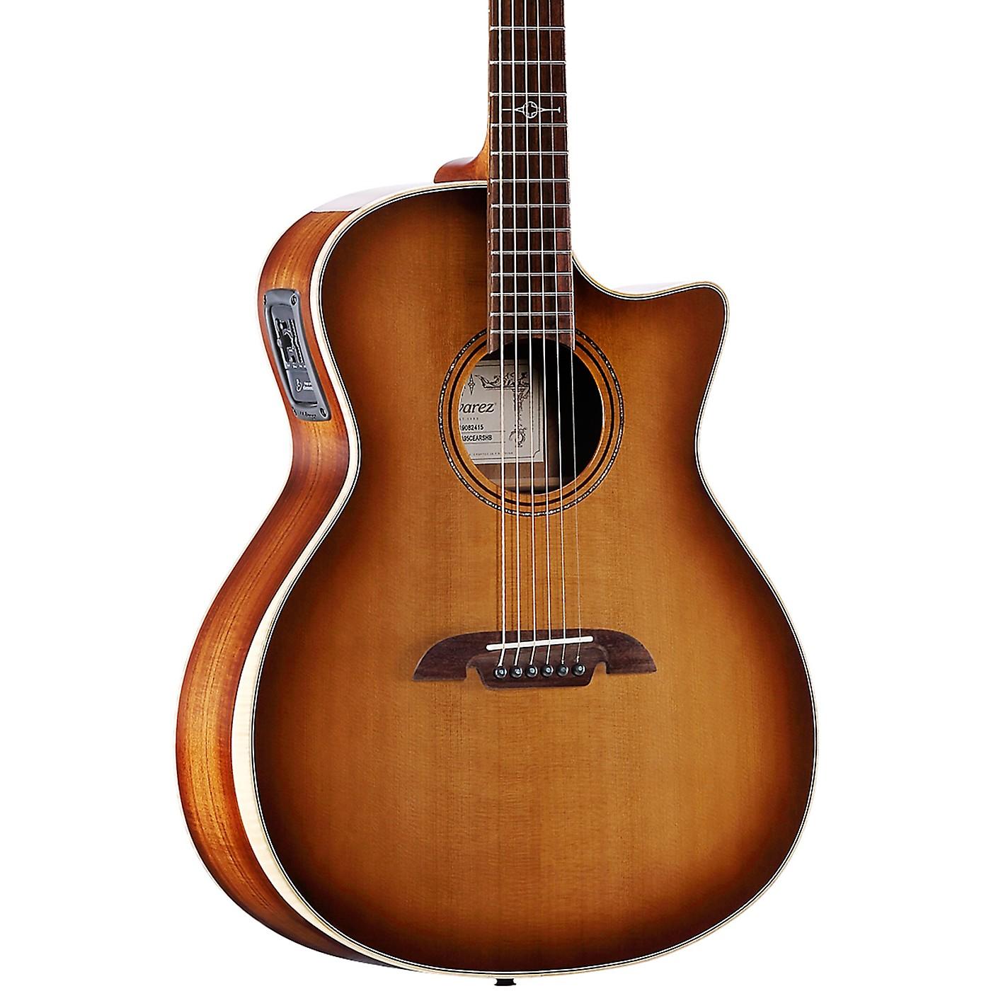 Alvarez AGA95CEAR Artist Elite Grand Auditorium Acoustic-Electric Guitar thumbnail