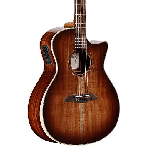 Alvarez AGA99CEARSHB Artist Elite Grand Auditorium Acoustic-Electric Guitar thumbnail