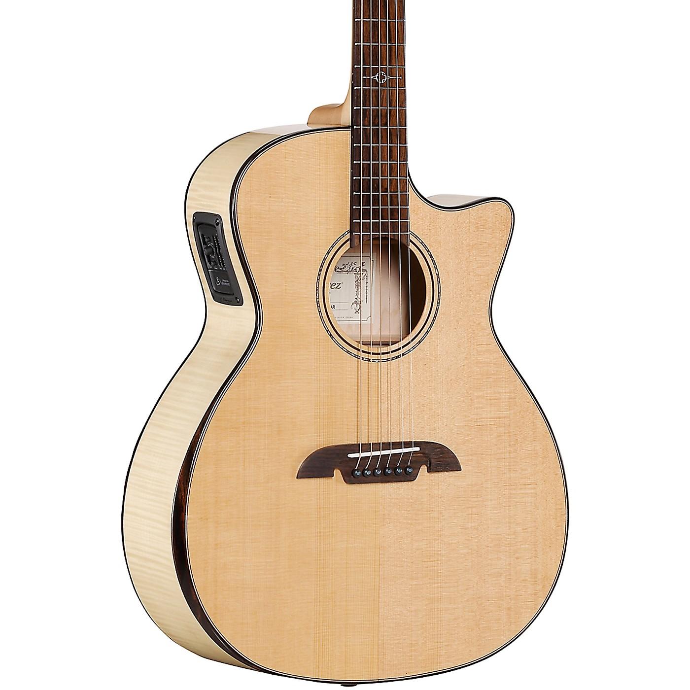 Alvarez AGFM80CEAR Artist Elite Grand Auditorium Acoustic-Electric Guitar thumbnail