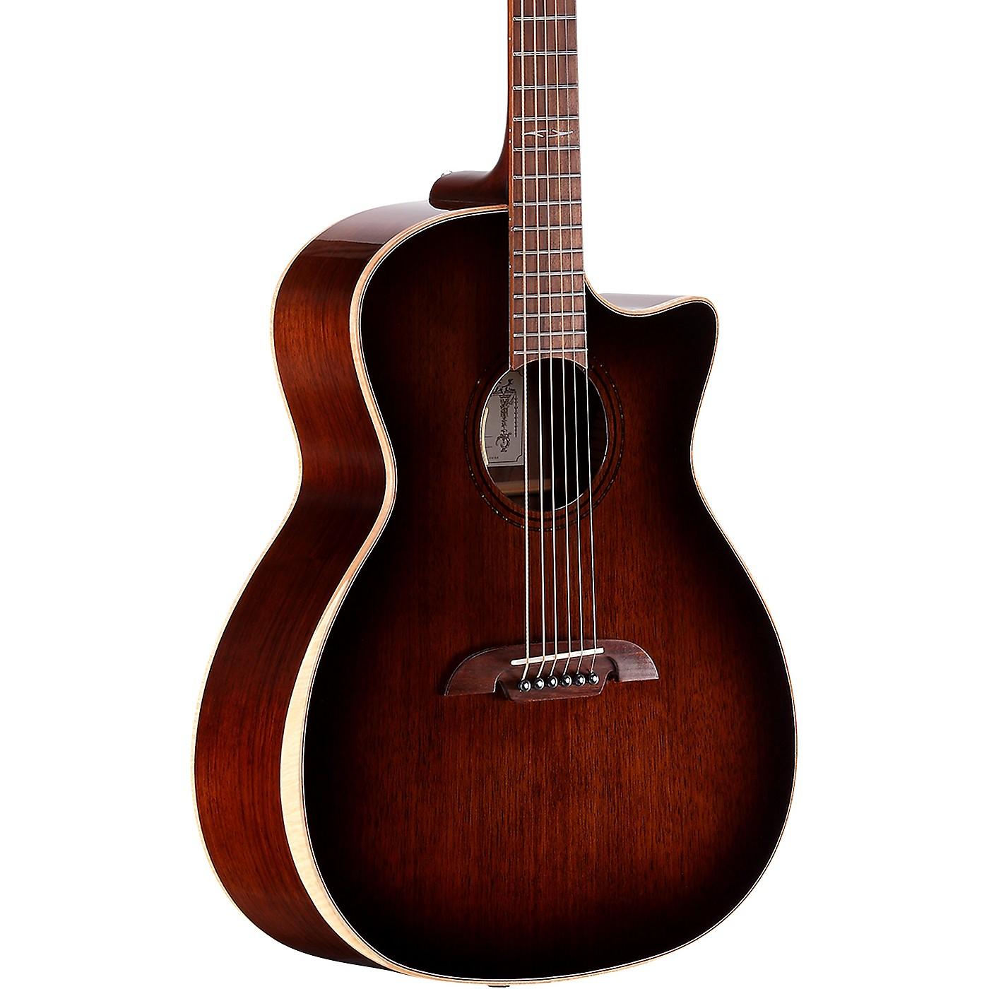 Alvarez AGW770CEAR 6 String Acoustic Electric Guitar thumbnail